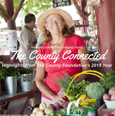 The County Connected: Highlights from The County Foundation's 2019 Year